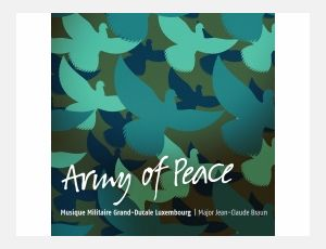 Army of Peace - CD